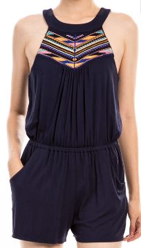 Tribal Vibe Romper