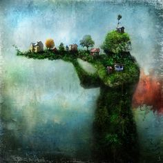 Fairytale-Like Illustrations By Swedish Artist Alexander Jansson | Bored Panda