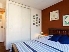 Reñaca, Apto. 2 dor.para 5 personas - Apartamentos en alquiler en Viña del Mar Bed, Room, Furniture, Home Decor, House Decorations, People, Home, Houses, Bedroom