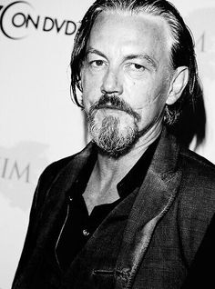 Tommy Flanagan, old man crush.