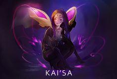 Kai'sa by TofuSean