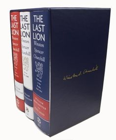 The Last Lion Box Set: Winston Spencer Churchill, 1874 - 1965 by William Manchester, http://www.amazon.com/dp/0316227781/ref=cm_sw_r_pi_dp_7KEtrb12QS0CQ