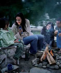 Good tips for camping with kids (may attempt to do this at some point) www.realsimple.com pinned by Shannon Dangl
