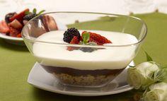 Granola con yogurt a la mora Recetas – PRONACA Procesadora Nacional de Alimentos