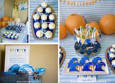 decoración mesa de dulces boda surfera en la playa decoración surf sweet table decoration beach wedding marriage cookie cupcake cakepop aloha hawaii miraquechulo