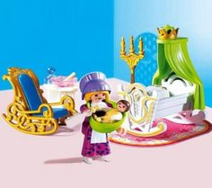 Playmobil 4254 Royal Nursery >>> Continue to the product at the image link.