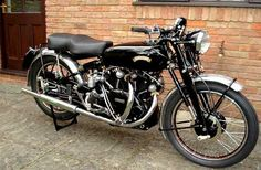 Legendary British Vintage Black is one of the Most #Expensives #Bikes in the World