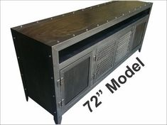 Industrial Media Console with Component Niche 003L por IndustEvo