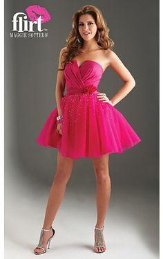 Homecoming Dress by Flirt PF5018 FL-PF5018