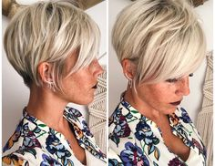 2018 short hairstyles pictures - New Hair Styles ideas Short Hair Images, Short Hair Cuts, Pixie Cuts, Short Pixie, Short Hairstyles For Women, Cool Hairstyles, Hairstyles 2018, Hairstyles For Fine Thin Hair, Blonde Hairstyles