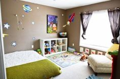 Montessori Floor Bed | ... inspiradas en Montessori – Montessori inspired nurseries - Paperblog