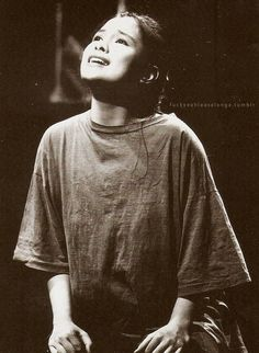 Even though she can be snobby, her voice is an unbeatable natural talent. I'm so thankful they found her for Miss Saigon :D [Les Miserables though. Theatre Shows, Broadway Theatre, Musical Theatre, Musicals Broadway, Lea Salonga, Miss Saigon, Ramin Karimloo, Les Miserables, Documentary Film