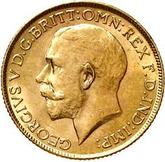 Georg V. 1911-1936. 1 sovereign gold 1918 I Bombay. Seaby 3998 extremley fine / uncirculated, mint condition  Dealer Teutoburger Münzauktion & Handel GmbH  Auction Minimum Bid: 350.00EUR