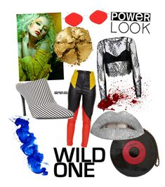 WILD by funkhyy on Polyvore featuring polyvore, Altuzarra, Chanel, Spektre, Pat McGrath, fashion, style and clothing