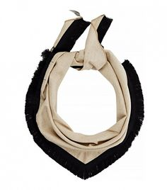 www.jessicasirls.com  fashion style scarf bandana  How All the Cool Girls Are Wearing Scarves This Summer via @WhoWhatWear