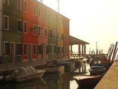 Burano, Italy...My favorite place in Europe