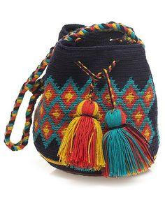 Bolsa Mini Berli - Wayuu - Wayuu