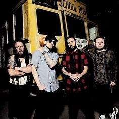"""An """"On This Day"""" 2 years ago #Shinedown photo   Barry Kerch Brent Smith Eric Bass Shinedown Shinedown Nation Shinedowns Nation Zach Myers"""