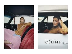 Collection Spring / Summer Collection 2015 - Campagne | CÉLINE