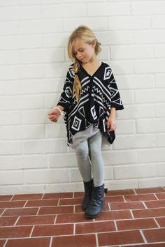Tribal Sweater (Toddler, Little Girls, & Big Girls) on HauteLook