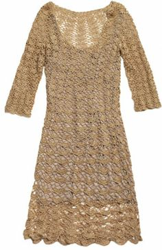 Como fazer um vestido de crochê - Moda, Beleza, Estilo, Customizaçao e Receitas - Manequim - Editora Abril
