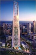 The The Lightwing Tower, Dubai