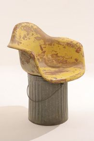 #Eames @thehenryford The Profitable Industrial Production Of Single Piece Plywood  Chair Shells Proved