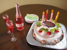 Re-ment Cake on Parade...secret set | Flickr - Photo Sharing!