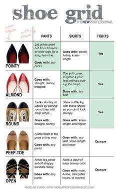 frentes dos sapatos (bom pra pesquisar refs!)