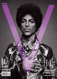 #Prince #Covers #Magazines #BOGUE