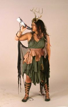 Awesome for a plus size gal! Gives me courage! Artemis by ~IzzyLawlor on deviantART