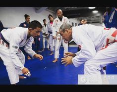"""So much wisdom and inspiration from Master Carlos Gracie Jr at the 2016 Worlds camp. Feeling honoured to be part of the red shield. """"Forget about past mistakes and focus your energy on the victories of tomorrow."""" by karl_jiujitsu"""