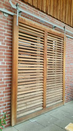 Sielmann Stiftung When historic within principle, your pergola has become suffering from a modern-day rebirth Shutters Exterior, House Design, Barn Door, Home Improvement, Shutters, House, Diy And Home Improvement, Sliding Shutters, House Exterior