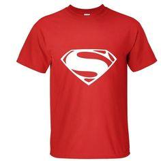 SUPERMAN T-Shirt for Men (12 Colours)