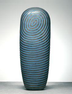 Ceramic art by Jun Kaneko