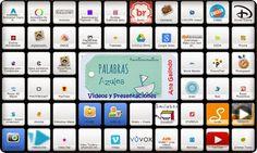 Symbaloo: Recursos para crear Vídeos-Montajes y Presentaciones | PaLaBraS AzuLeS