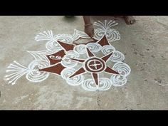Dailyrangoli Vinyager chatruthi special rangoli Thanks for watching my channel Alpona Design, Special Rangoli, Free Hand Rangoli, Simple Rangoli, Make It Yourself, Youtube, Youtubers, Youtube Movies