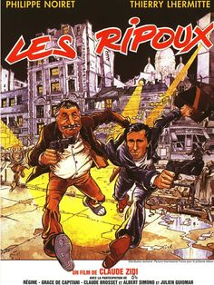 My New Partner File:Les Ripoux. Thierry Lhermitte, Film Mythique, Festival Cinema, Film Gif, Cinema Film, The Best Films, French Films, Top Movies, Kids Playing