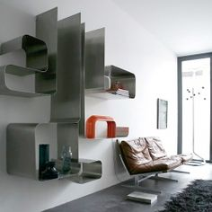 Drool-worthy interior design project by Belgian design store Items with a divine collection of furniture and artifacts.