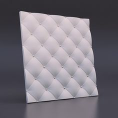 На изображении представлена - 500*500 Форма для 3d панелей «Кожа мелкая»