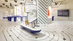 Urban Perspectives Installaton by Jaime Hayón for MINI, » Retail Design Blog