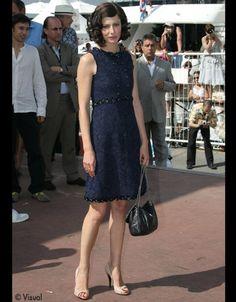 Anna Mouglalis, mademoiselle Chanel - people - Elle