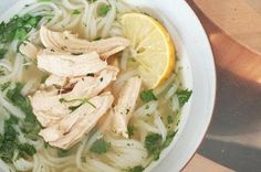 Vietnamese Chicken Noodle Soup (Pho Ga) Recipe on Food52, a recipe on Food52
