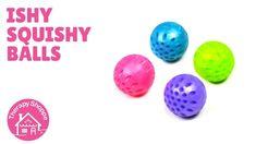 Ishy Squishy Balls Fidget Toy Fidget Toys, Balls