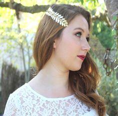 Peigne à cheveux Eva- www.sweetprincess.fr