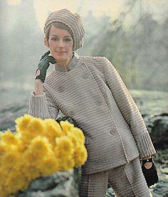 June 1968. 'Crompton is corduroy.'