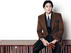 So Ji Sub Lets Down His Long Hair For SIEGFAHRENHEIT's F/W 2013 Campaign