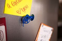 Blue French Horn | HIMYM | Magnet | Ted | Robin | Romance