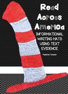 Read Across America in March!