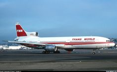 twa l1011 images | Picture of the Lockheed L-1011-385-1-15 TriStar 100 aircraft